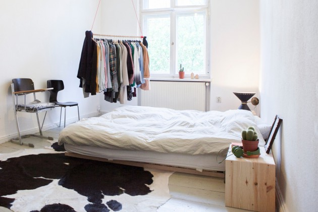 Dream Scandinavian Bedroom
