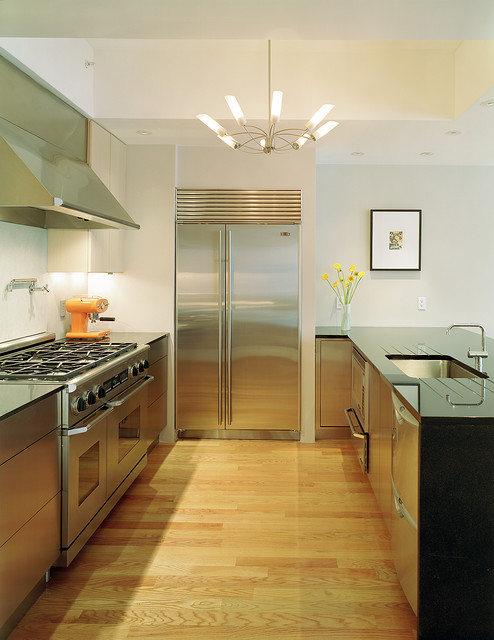Stainless steel kitchen ideas for beautiful kitchens