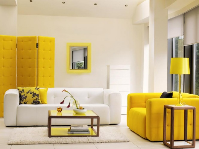 Yellow-living-room-furniture