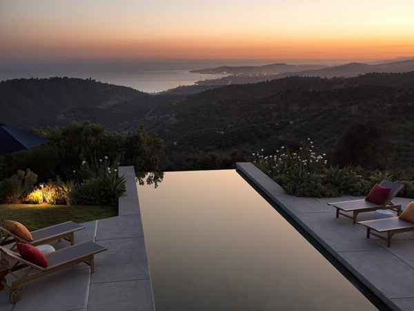 Toro Canyon House by Los Angeles studio Bestor Architecture (1)