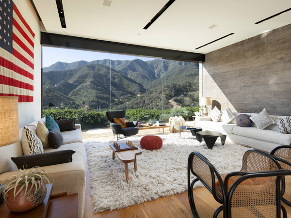 Toro Canyon House by Los Angeles studio Bestor Architecture (10)