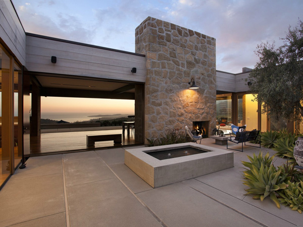 Toro Canyon House by Los Angeles studio Bestor Architecture (5)