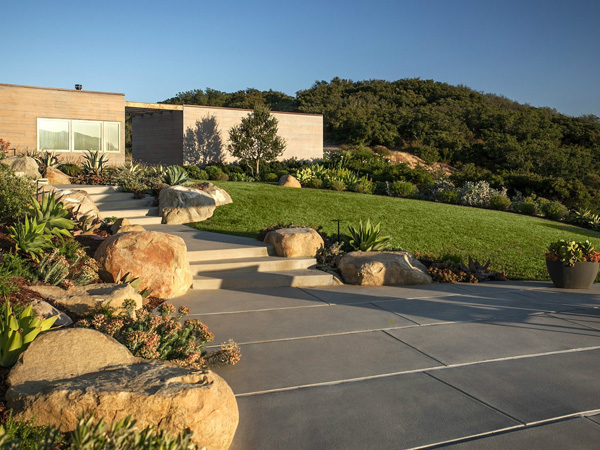 Toro Canyon House by Los Angeles studio Bestor Architecture (6)