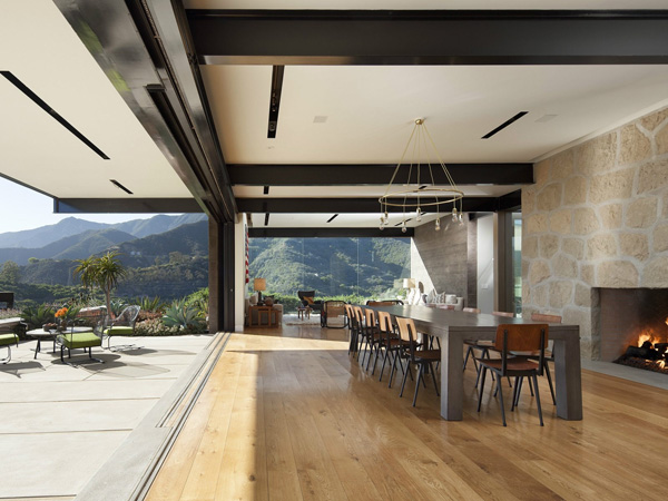 Toro Canyon House by Los Angeles studio Bestor Architecture (9)