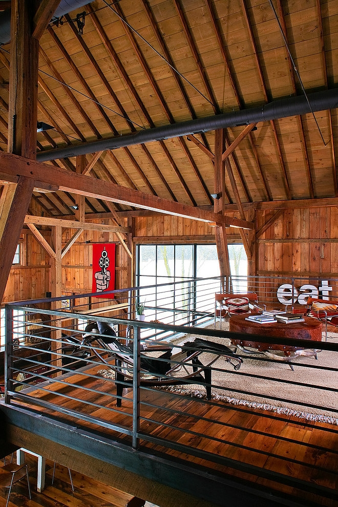 Michigan Barn by Northworks Architects and Planners (7)