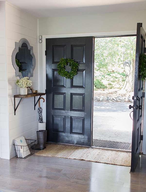 Entry Door 1, Cottage, Jenna Sue Design