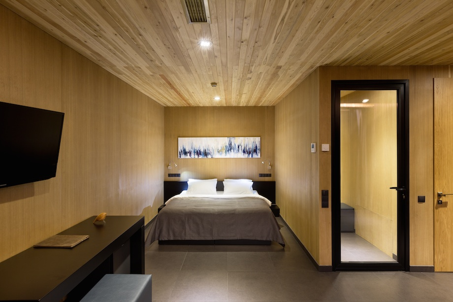 Guest Houses by YOD design-lab, Bedroom