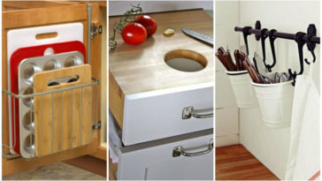 10 Easy DIY Ideas To Upgrade Your Kitchen Now