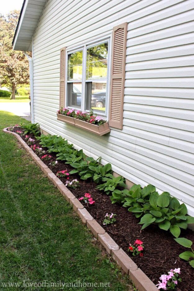 Beautiful Sideyard Makeover