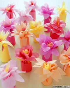 40 diy paper flower tutorials you must see decorextra do it yourself flower wrapped favors solutioingenieria Choice Image