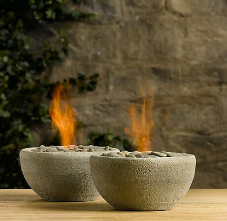 DIY Rock Fire Pit Bowl, DIY Fire Pit Ideas