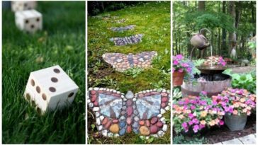 40+ The BEST DIY Backyard Projects And Garden Ideas !