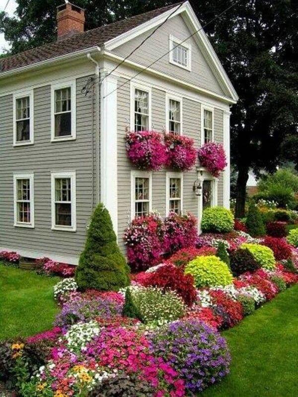 Garden Ideas Front House Path And Victorian Townhouse ...