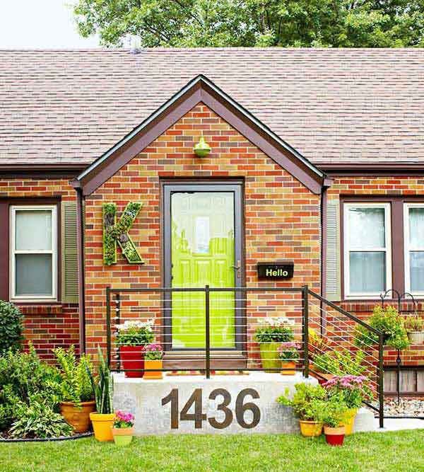 Curb Appeal Ideas: 20+ Easy DIY Curb Appeal Ideas On A Budget That Will