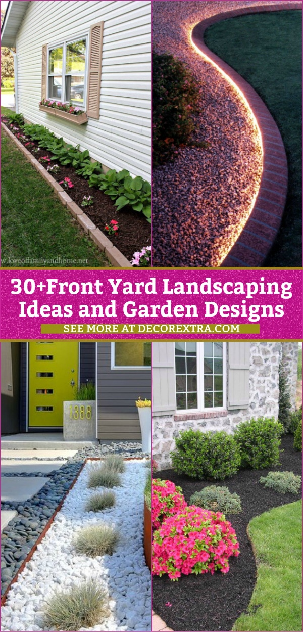 Amazing ... Front Yard Landscaping Ideas And Garden Designsu0027 Post. Join Thousands  Of People Who Have Shared Our Site. Consider Sharing This Post! Thank You  So Much!