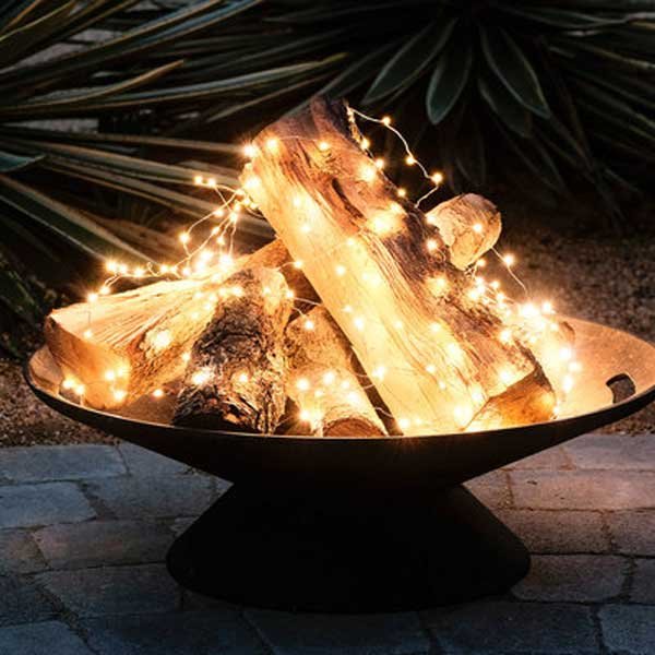 53 Most Amazing Outdoor Fireplace Designs Ever: 35+ AMAZING DIY Outdoor Lighting Ideas For The Garden