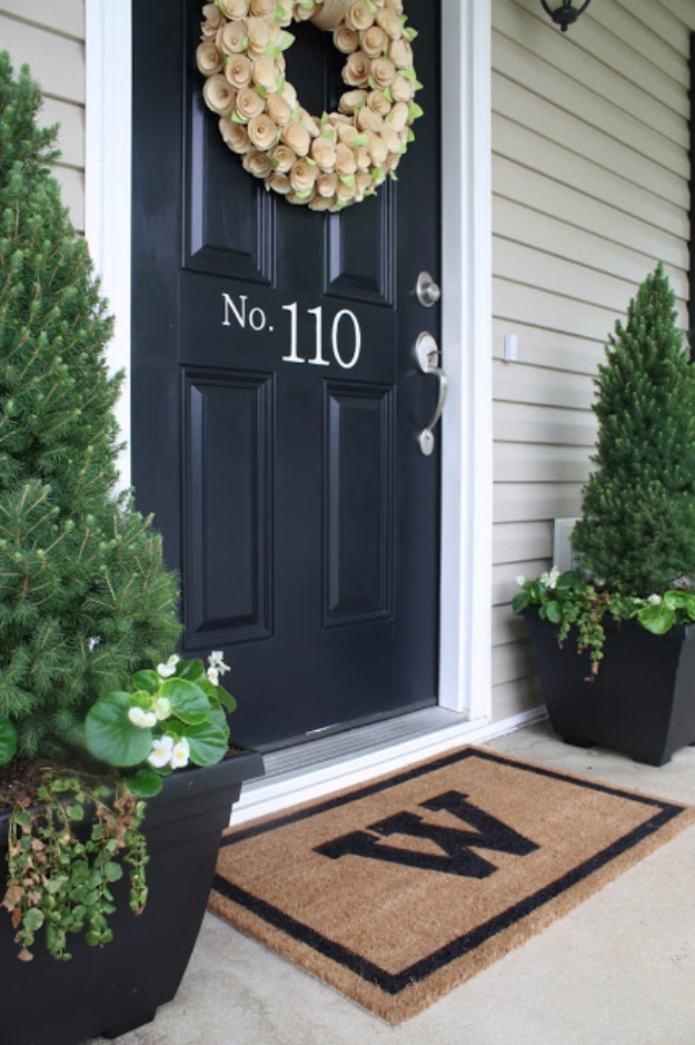 20 Easy Diy Curb Appeal Ideas On A Budget That Will