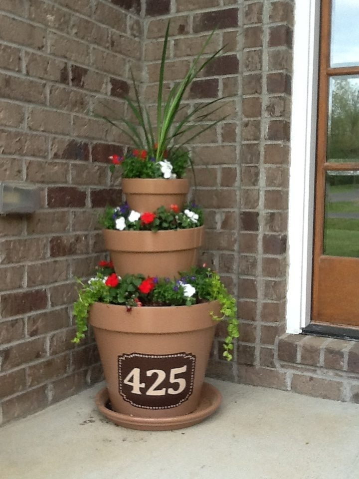 Low Maintenance Landscaping Ideas Curb Appeal Flower Beds