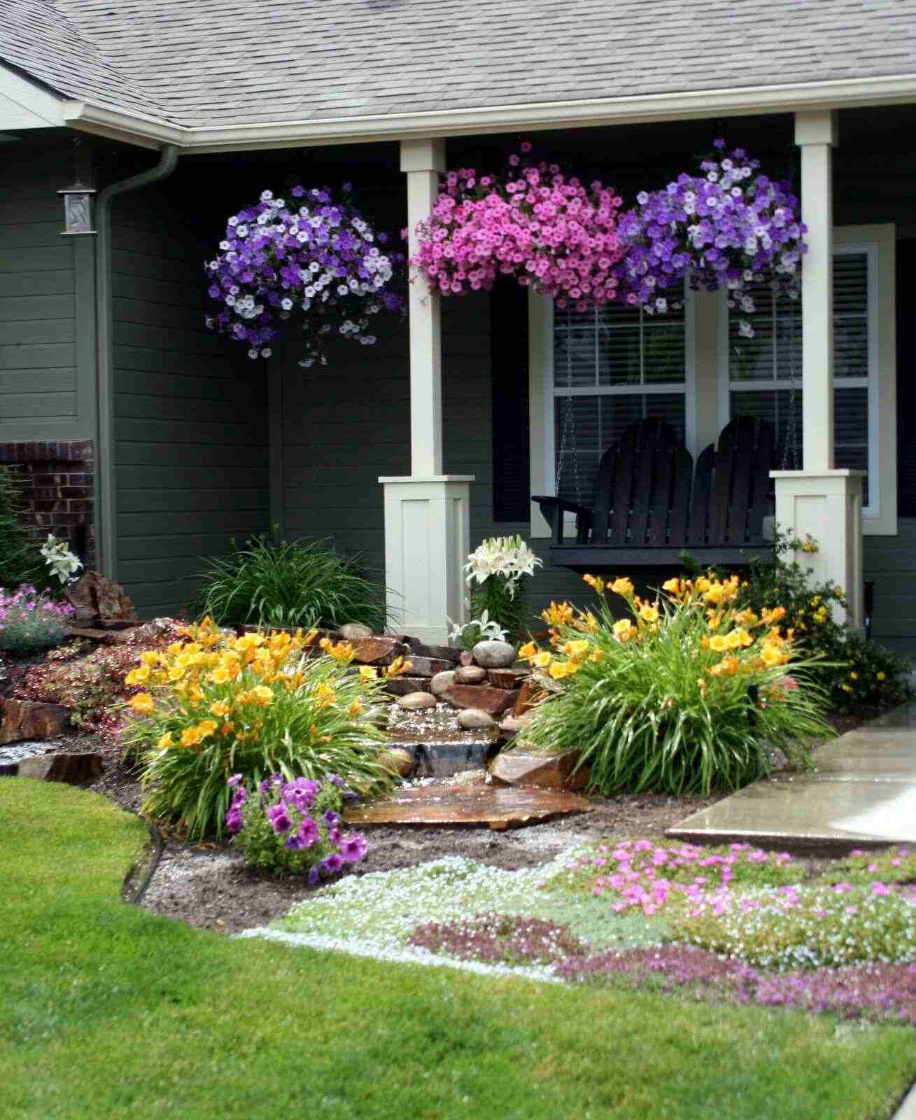 30+ Amazing DIY Front Yard Landscaping Ideas And Designs