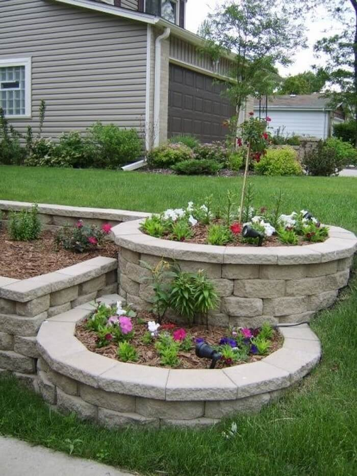 30+ Amazing DIY Front Yard Landscaping Ideas and Designs ... on Front Yard And Backyard Landscaping Ideas id=87685