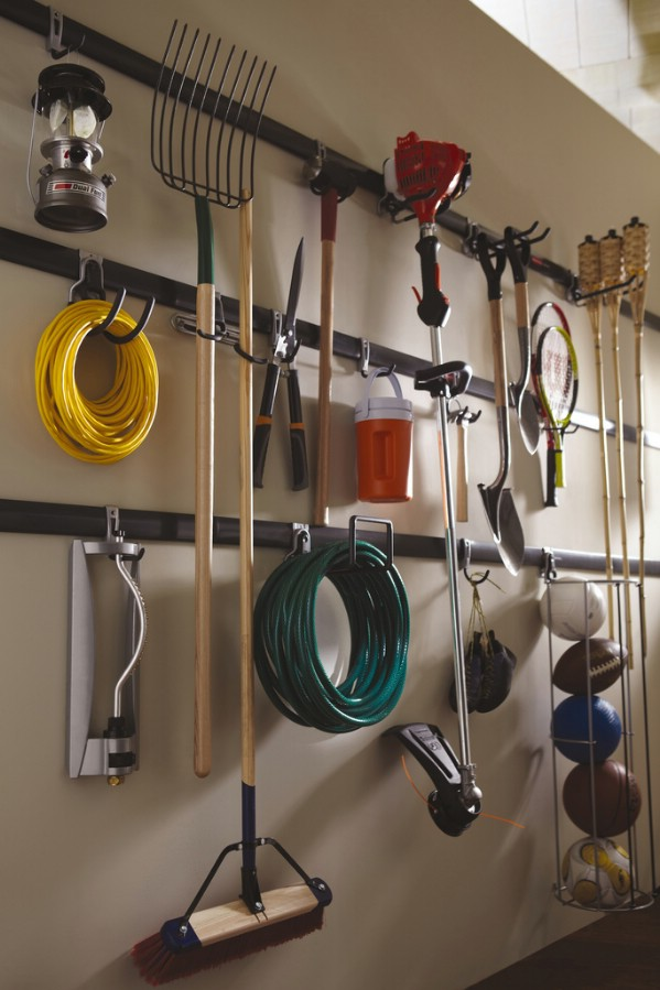 30+ BEST Garage Organization and Storage Ideas, Hang on the Wall to Organize Tools, Supplies and Other Things