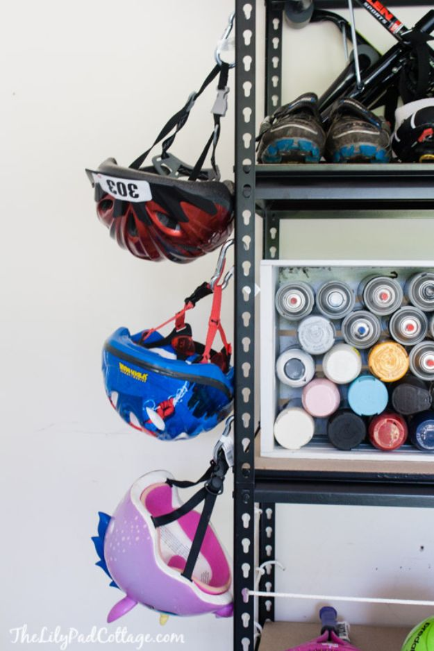 30+ BEST Garage Organization and Storage Ideas, Simple Rack Storage