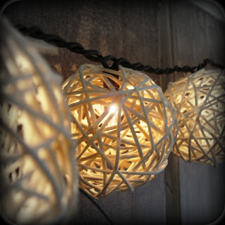 20+ Best DIY String Light Ideas For Your Home Decor, DIY Patio Lights