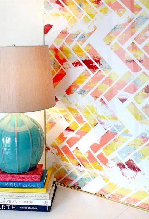 Stylish DIY Wall Art, Classy DIY Wall Decor Ideas For Your Home - Wall Arts